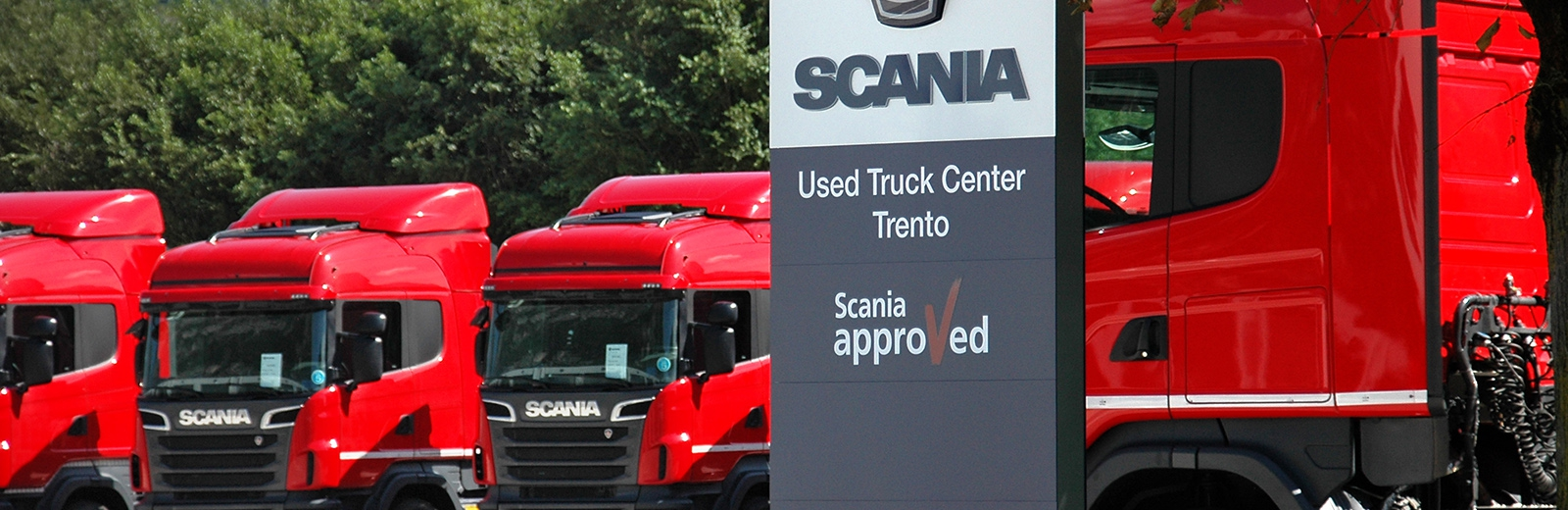 Scania approved